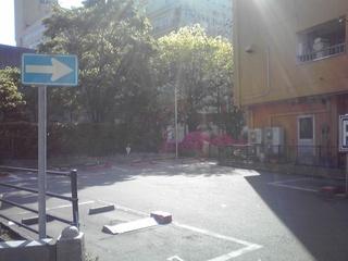 片町アイビス駐車場